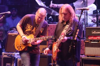 Photos/Videos: The Allman Brothers' Last Concert @ Beacon Theatre, NYC 10/28/14
