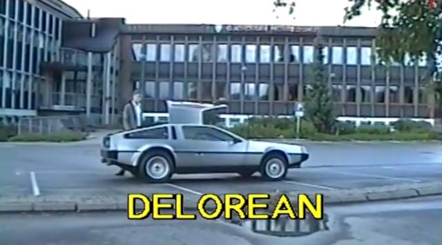 """Todd Terje - """"Delorean Dynamite"""" video"""