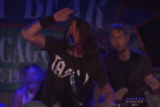 Watch Foo Fighters' Full Show At Chicago's Cubby Bear, Where Dave Grohl Saw His First Concert