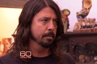Watch A Preview Of <em>60 Minutes</em>&#8217; Foo Fighters Story