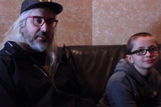 Watch A Cute 10-Year-Old Punk Interview J Mascis