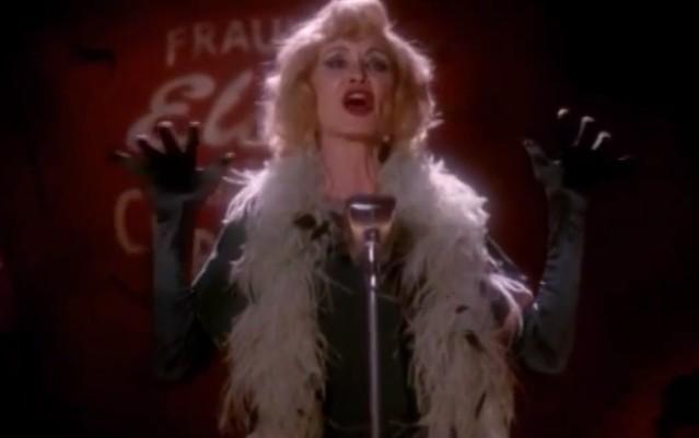 Jessica Lange singing Lana Del Rey