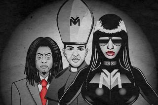 """Nicki Minaj – """"Only"""" (Feat. Lil Wayne, Drake, & Chris Brown)"""