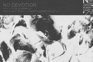 "No Devotion – ""10,000 Summers"" (Stereogum Premiere)"