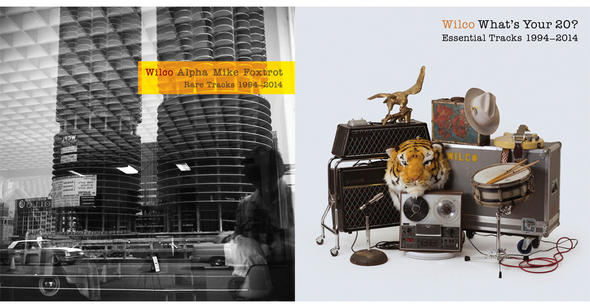 Wilco compilations