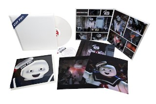 <em>Ghostbusters</em> Theme Gets 30th Anniversary Marshmallow-Scented Vinyl Reissue