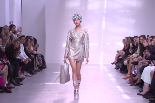 Watch Manish Arora's Paris Fashion Week Runway Show Inspired And Soundtracked By Grimes