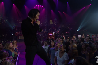 "Watch Nick Cave & The Bad Seeds Play ""Stagger Lee"" In An Austin City Limits Web Exclusive"