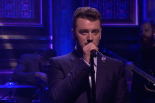 Watch Sam Smith Sing &#8220;I&#8217;m Not The Only One&#8221; On <em>The Tonight Show</em>