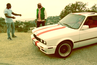 Odd Future Are Giving Away A Customized 1990 BMW 325is At Camp Flog Gnaw Carnival