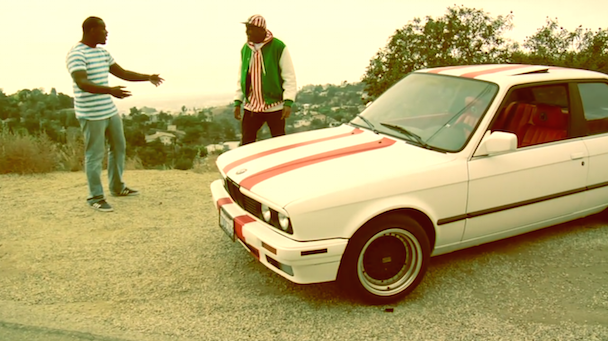 Odd Future Are Giving Away A Customized 1990 Bmw 325is At