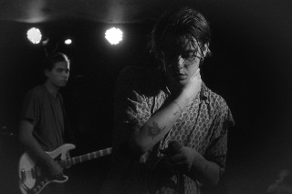 Photos: Iceage @ Elbo Room, San Francisco 10/31/14
