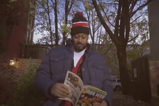 "Ghostface Killah – ""Love Don't Live Here No More"" Video (Feat. Michael K. Williams)"