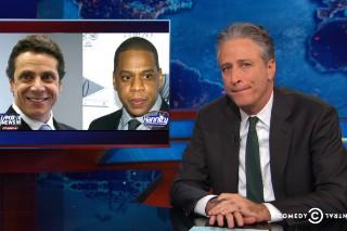 Watch <em>The Daily Show</em> Defend Jay Z&#8217;s Honor After Fox News Smear