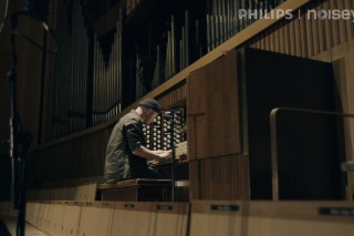 "Watch Wild Beasts Play ""Wanderlust"" On A Giant Old Pipe Organ"