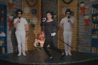 Watch The Lonely Island Perform &#8220;I&#8217;m A Hustler&#8221; On <em>Comedy Bang! Bang!</em>