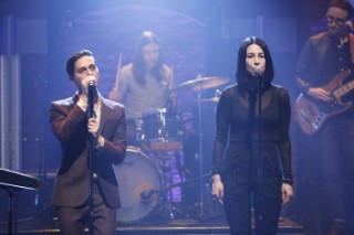 Watch Night Terrors Of 1927 Make Their TV Debut On <em>Late Night</em> With Dee Dee From Dum Dum Girls