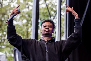 Danny Brown Is Writing A Children's Book