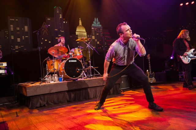Future Islands on ACL