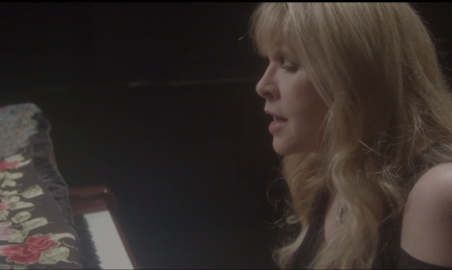 "Stevie Nicks ""Blue Water"""