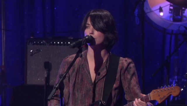 Sharon Van Etten on Ellen