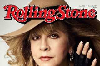 Watch Stevie Nicks Play A Stripped-Down &#8220;Gypsy&#8221; To Commemorate Her First Solo <em>Rolling Stone</em> Cover In 34 Years