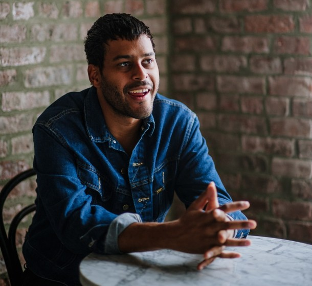 Q&a Twin Shadow on Eclipse