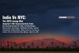 Coachella Vs. Governors Ball: The 2015 Lineup War