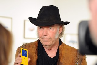 Neil Young Is Working On An Album With Willie Nelson's Sons