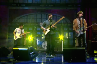 Watch Parquet Courts Perform &#8220;Bodies Made Of&#8221; On <em>Letterman</em>