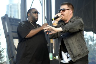 Run The Jewels Are Opening For Jack White At MSG