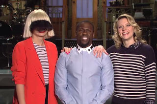 Awkward <em>SNL</em> Promo Confirms It&#8217;s Time For Sia To Stop Obscuring Her Face