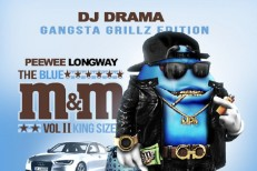 PeeWee Longway - The Blue M