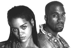 Kanye West And Rihanna Are Touring Together This Year