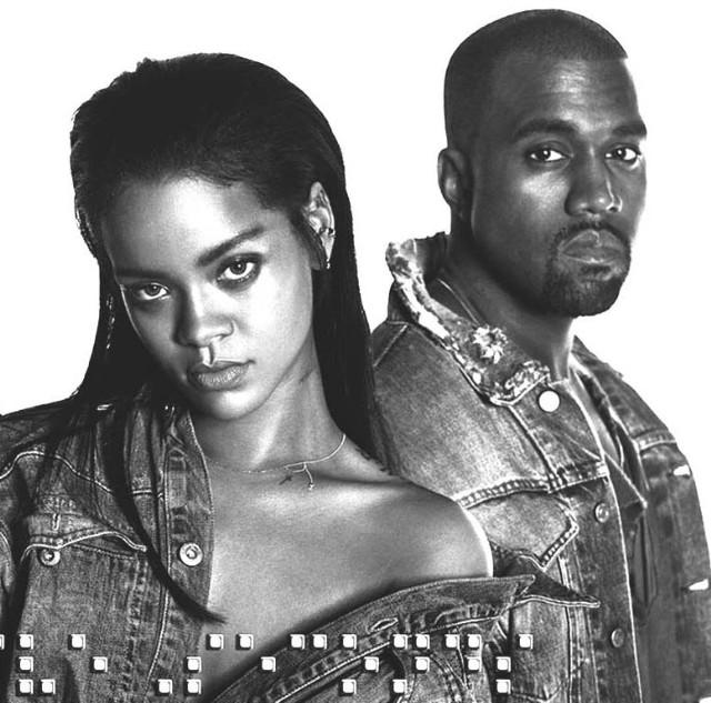 Rihanna Kanye
