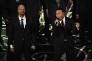 "Watch John Legend And Common Perform Best Original Song Winner ""Glory"" At The Oscars"