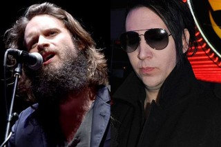 Father John Misty Met Marilyn Manson; Hilarity Ensued