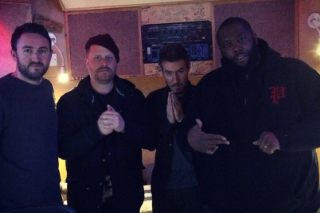 Run The Jewels Are Recording With Massive Attack