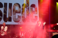 """Watch Suede Debut """"What I'm Trying To Tell You"""" At The NME Awards"""