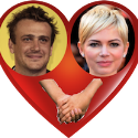 BREAKING: MICHELLE WILLIAMS AND JASON SEGEL HELD HANDS