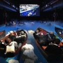 Is There A Worse Way To Watch A Movie Than In A Rowboat?