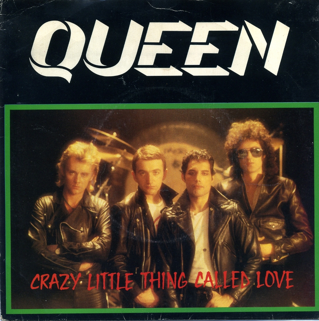 018 Queen - Crazy Little Thing Called Love