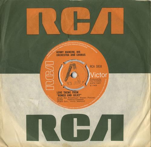 039 Henry Mancini - Love Theme From Romeo & Juliet