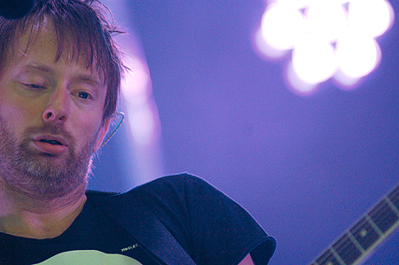 "New Thom Yorke – ""Tchk Harrowdown Jump Rmx"""