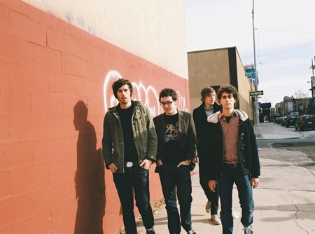 The 'Gum Drop LXII: Hear New Tokyo Police Club, Win A Snowflake USB Microphone