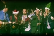 Coldplay Share Free Remix, Christmas Video
