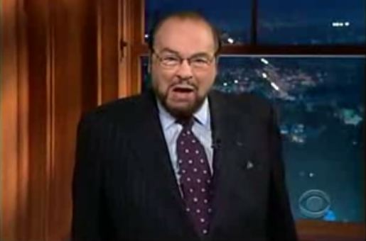 James Lipton Introduces Death Cab On <em>The Late Late Show</em>