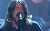 Foo Fighters Cover Carly Simon At The Grammy Nomination special