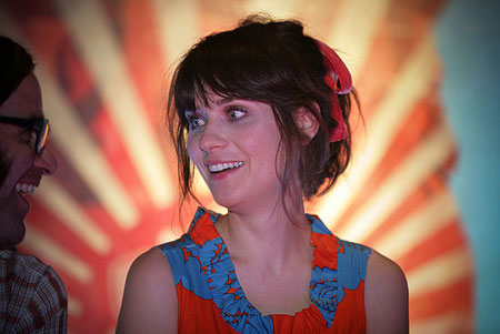Ben Gibbard & Zooey Deschanel Get Engaged