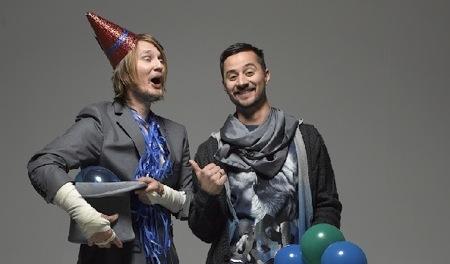 """New Röyksopp – """"Happy Birthday"""""""